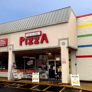 Hazlet Pizza - Front
