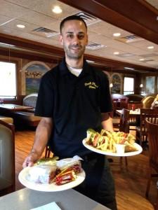 Our Waiter Sal Sassa