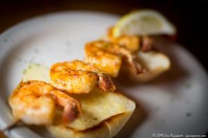 Grilled Shrimp Sidekick